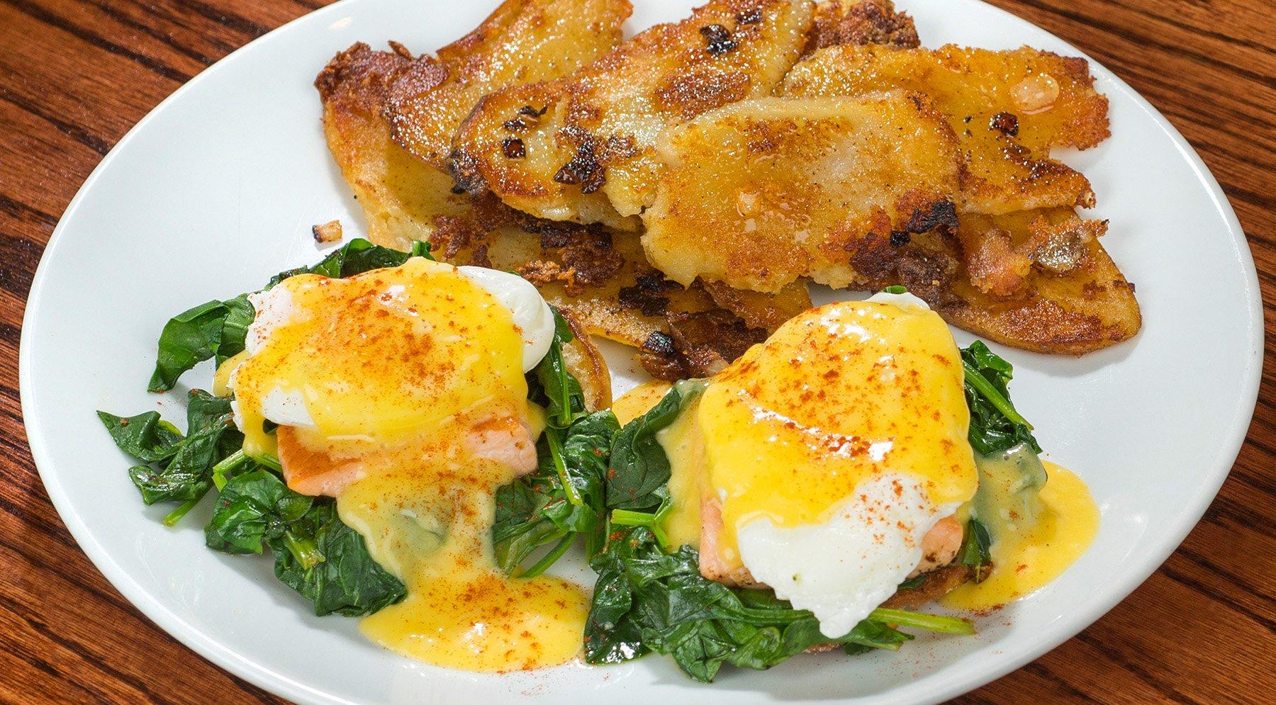 Eggs-Actly Farm Fresh